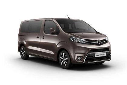 Lease Toyota PROACE Verso car leasing
